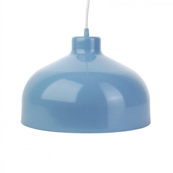 B&B lampa wisząca niebieski mat LoftYou