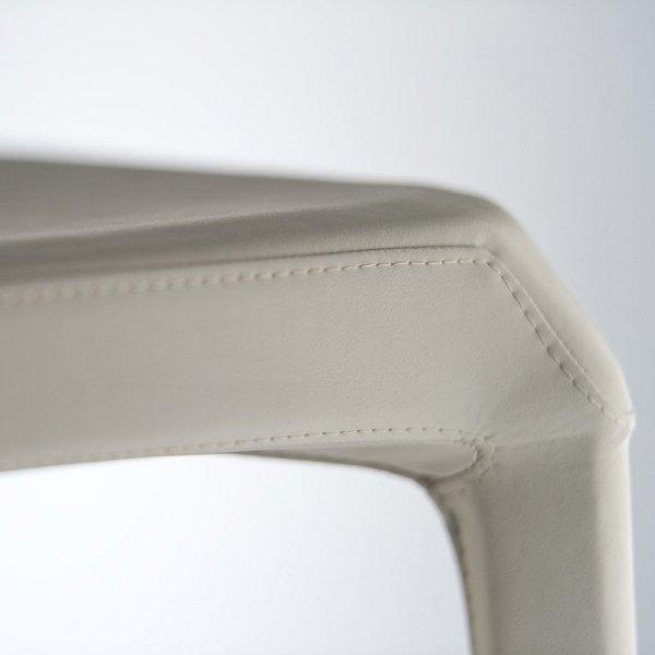 Staranne wykończenie krzesła Blitz 641 Pedrali siedzisko