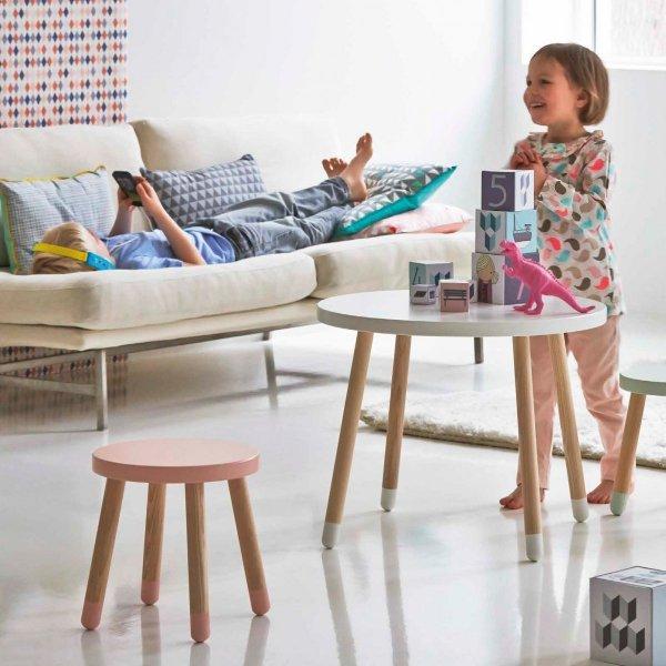 Stolik dziecięcy Flexa Play różowy