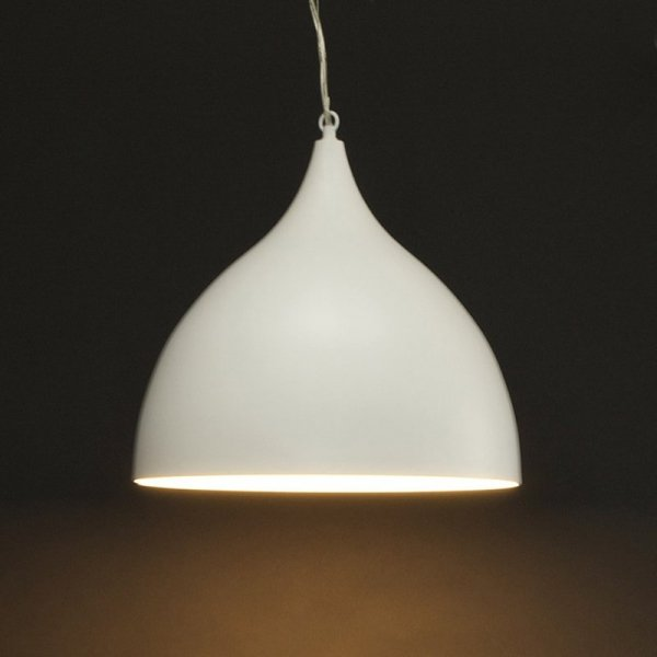 Bell Lampa wisząca biała