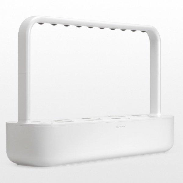 Inteligentne doniczki Smart Garden 3 posiadają lampę LED z regulowaną wysokością