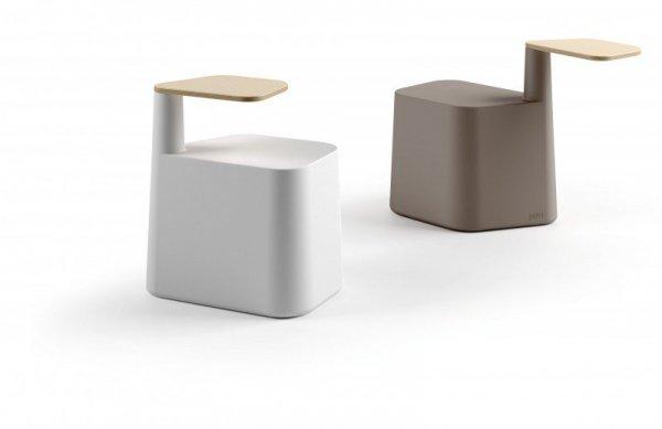 Sat - stołek ze stolikiem Plust