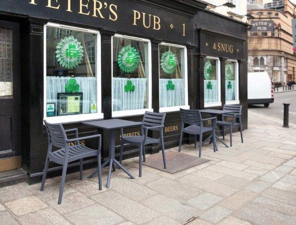 Krzesło Artemis Siesta wyposażenie pubu