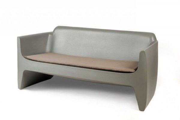 piękna wygodna designerska sofa na taras qui est Paul