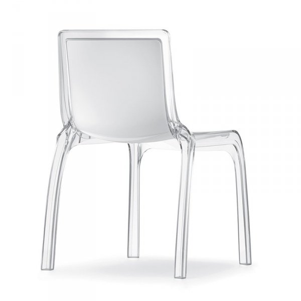 Lekkie krzesło do kuchni i jadalni Pedrali