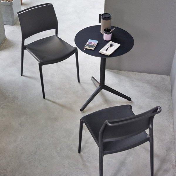 Krzesła do nowoczesnych wnętrz Pedrali