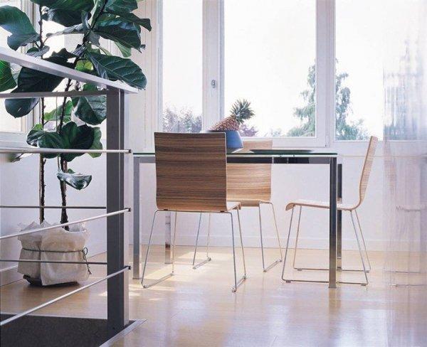 Stół Kwadratowy Kuadro 1200x1200 Pedrali