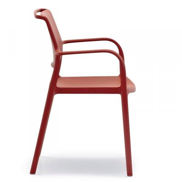 Nowoczesne krzesła ogrodowe Ara 315 Pedrali