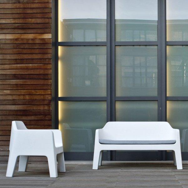 Fotel marki Pedrali do nowoczesnych wnętrz i ogrodów
