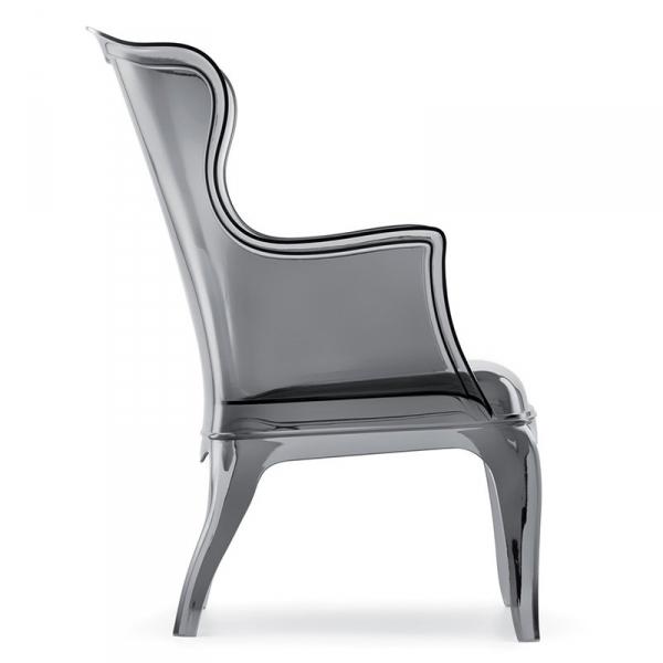Designerskie krzesło z tworzywa Pasha 660 Pedrali