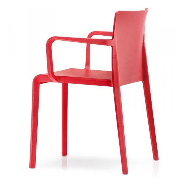 Piękne, minimalistyczne krzesło Volt 675 Pedrali