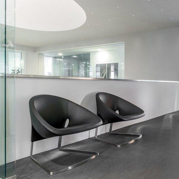 Fotel do biur, gabinetu, salonu Joker 417 Pedrali