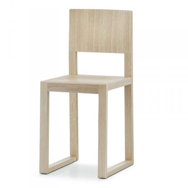 Drewniane krzesła w stylu skandynawskim Pedrali Brera 380