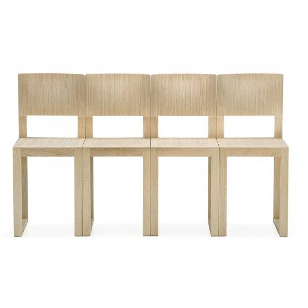 Krzesła dębowe do jadalni