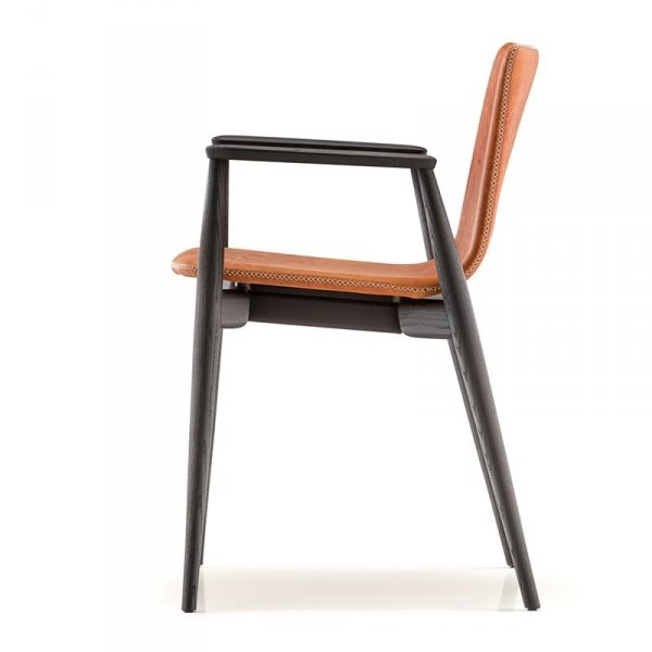 Krzesło w stylu skandynawskim Malmo