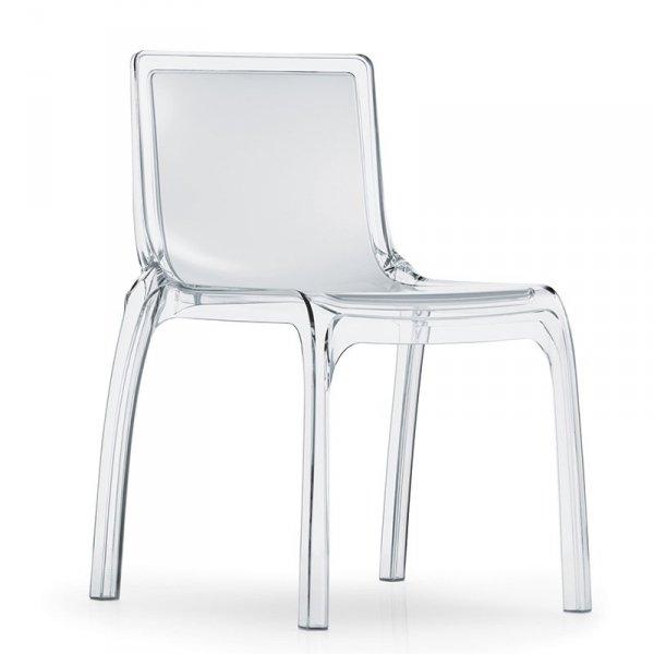 Nowoczesne krzesło kuchenne Pedrali