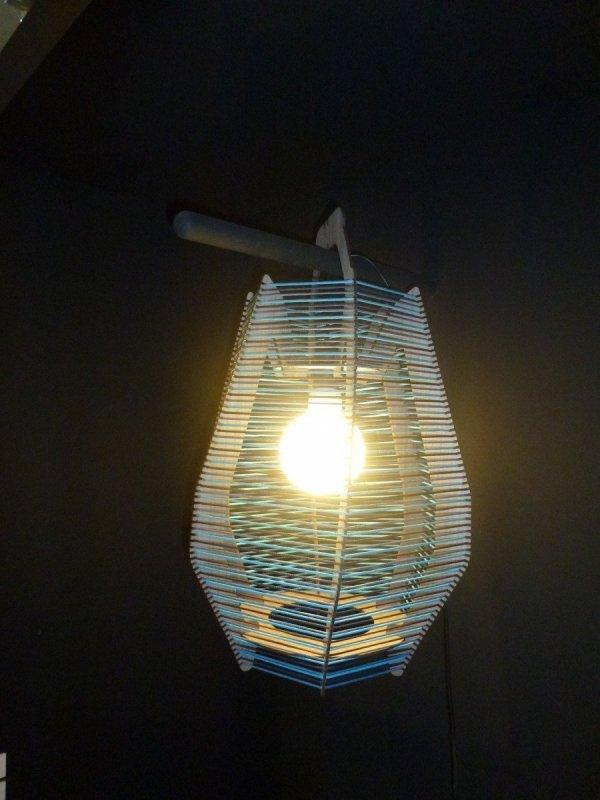 Pénélope lampa DIY OXYO