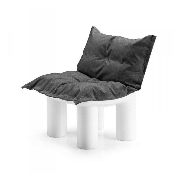 Wygodny fotel zewnętrzny Atene marki Plust