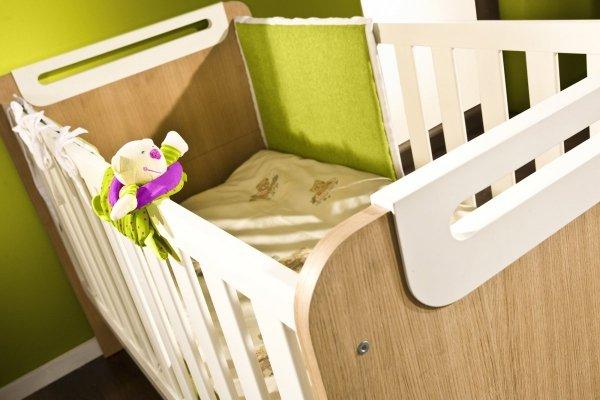 Łóżeczko dziecięce First Timoore