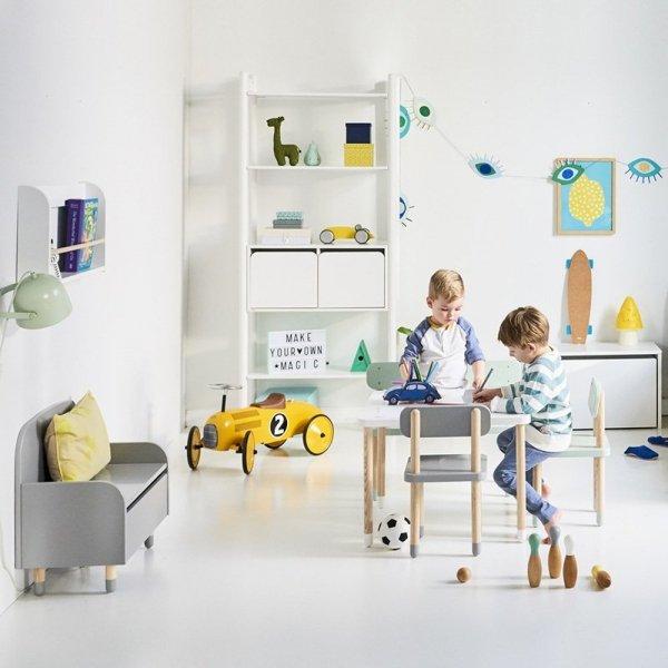 Nowoczesne meble do pokoju dziecięcego Flexa