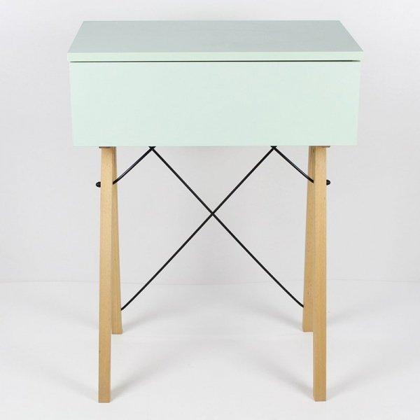 Konsola Mini Minko idealnie posłuży jako stolik do odłożenia drobiazgów lub wyeksponuje świeże kwiaty