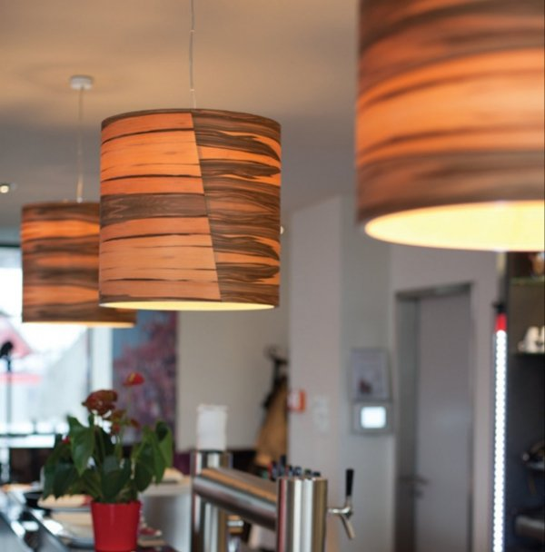 Lampa wisząca Funk 40/40P Dreizehngrad