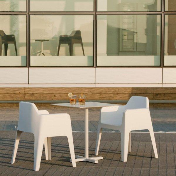 Nowoczesne siedziska do restauracji Pedrali