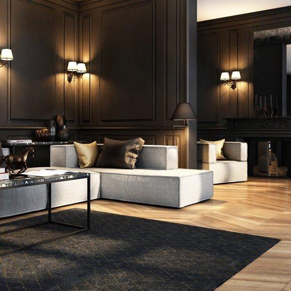 Nowoczesne kanapy do stylowych wnętrz wyprodukowane w Polsce Absynth