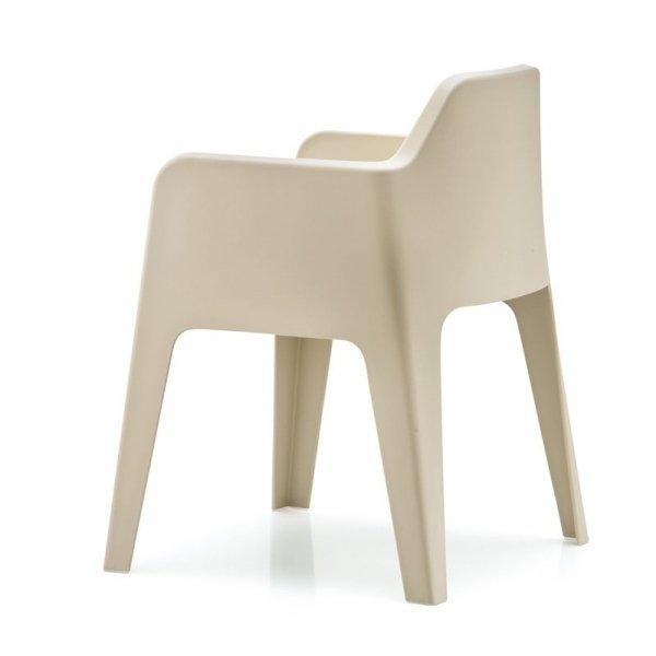 Stylowe fotele ogrodowe Plus 630 Pedrali na taras