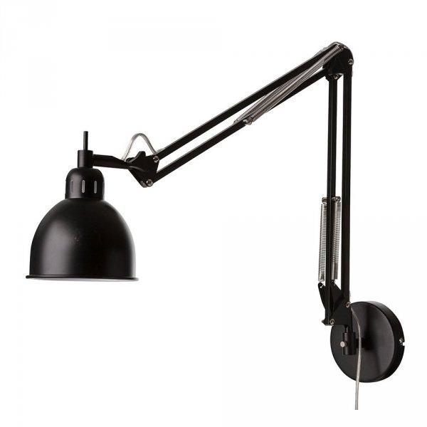 Stylowa lampa ścienna w industrialnym stylu Job Wall