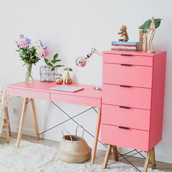 Designerskie meble w stylu skandynawskim marki Minko do sypialni