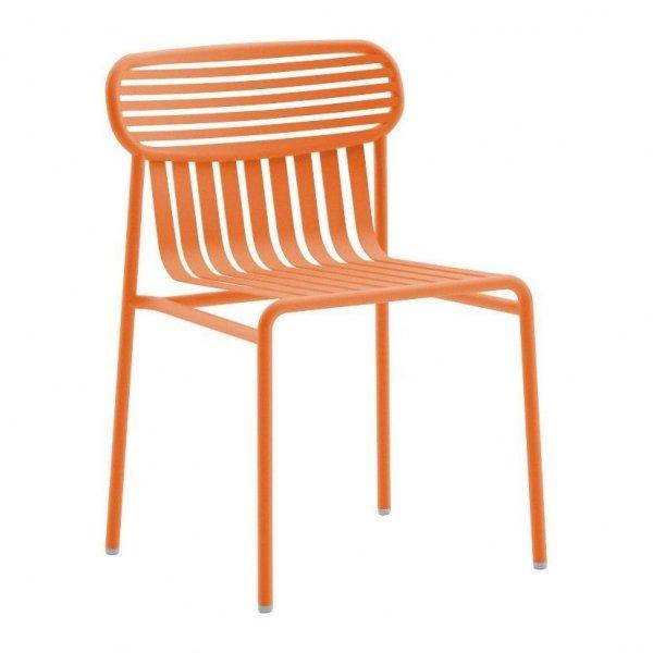 Weekend metalowe krzesło ogrodowe OXYO