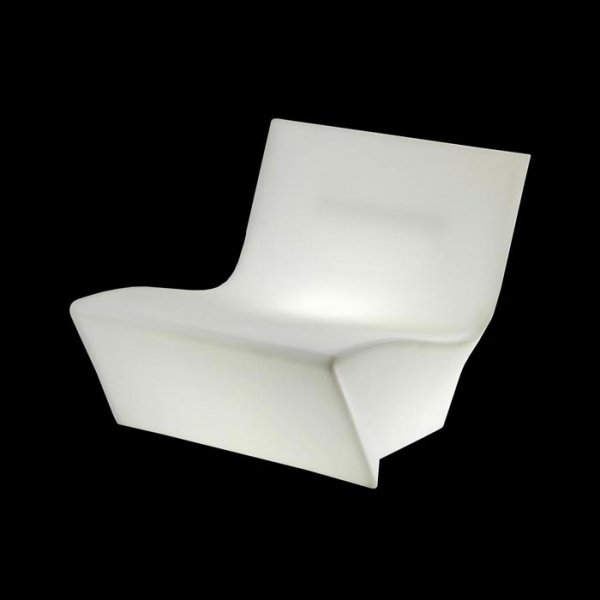 Kami Ichi Fotel z wbudowanym oświetleniem Slide
