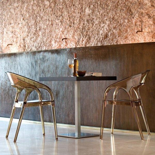 Krzesła do restauracji Pedrali