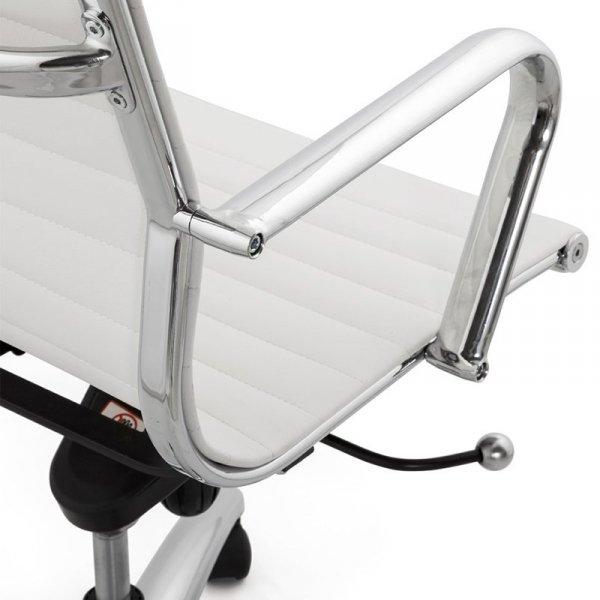 Krzesło biurowe Michelin białe
