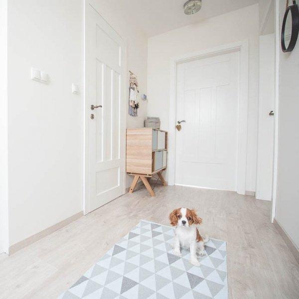 Nowoczesne meble do przedpokoju Minko w pięknym, skandynawskim stylu