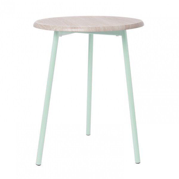 Stolik Side Table Miętowy Pt