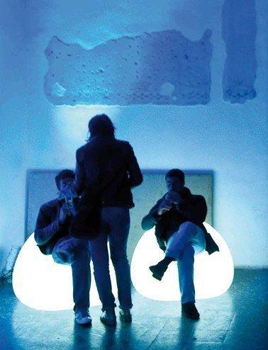 Gumball Armchair - Light Outdoor