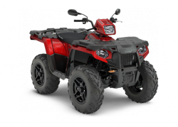 Polaris Sportsman 570 SP Premium Tractor