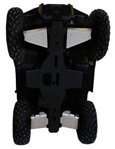 Osłony wahaczy Polaris Sportsman 570 Ricochet