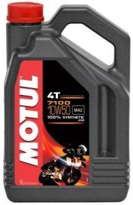 Olej Motul 7100 10w50 4T syntetyczny