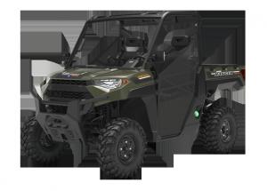Polaris Ranger Diesel Tractor