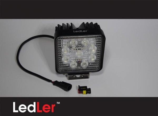 Lampa robocza LedLer R27k