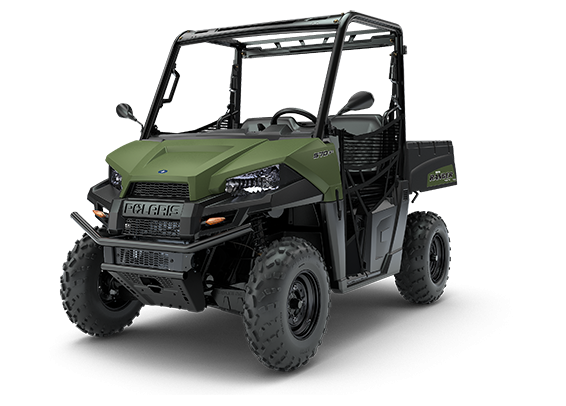 Polaris Ranger 570 EPS Tractor Limited Edition
