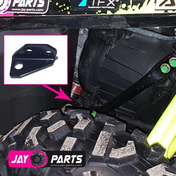 Wzmacniane łapy silnika i skrzyni biegów