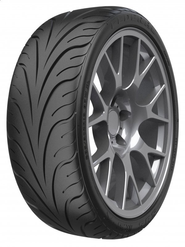 FEDERAL 235/40ZR17 595RS-R 90W F/E/72 95CL7DFE