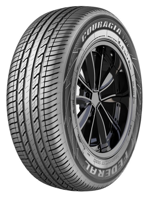 FEDERAL P265/70R16 Couragia XUV 112H TL #E 67FF6AFE