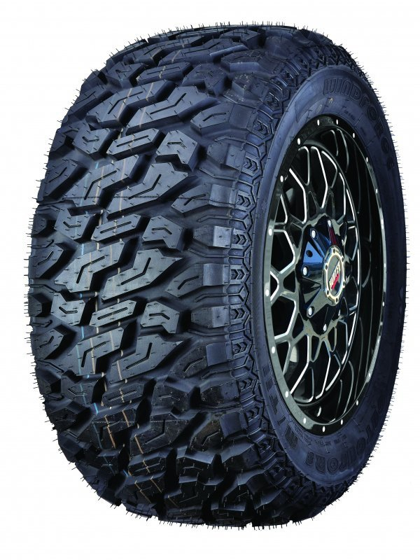 WINDFORCE 37x12.50R22LT CATCHFORS MT II 123Q 10PR TL M+S Off-road WI846W1