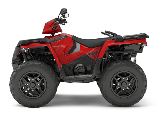 Polaris Sportsman 570 SP Premium Tractor