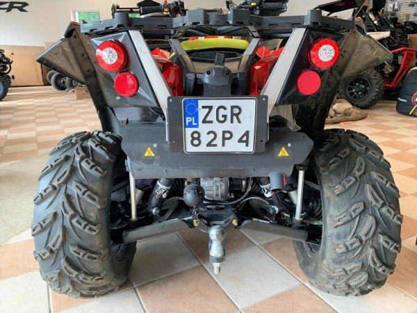 Polaris Scrambler XP 1000 EPS Tractor 2019 r. tylko 435 km